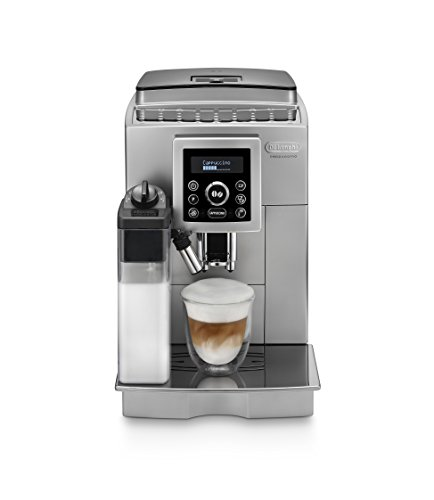De'Longhi ECAM23460S Digital Super Automatic Machine with Lattecrema System, Silver ()