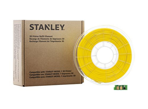 STANLEY-3D-Printer-Refill-Filament-PLA-Yellow
