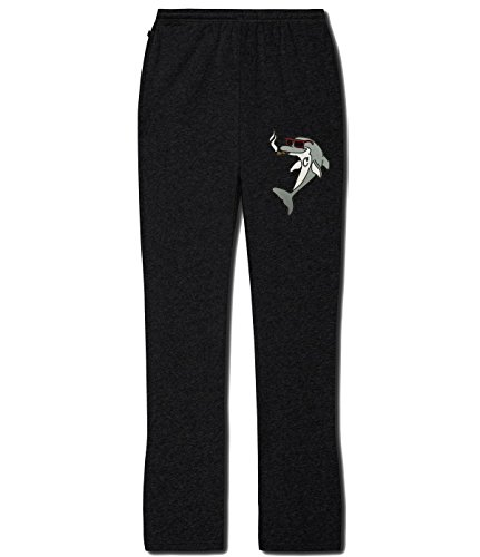 Eagle u2 Men's Fashion sport pants Smoking Dolphin ()