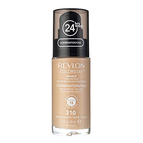Revlon Colorstay Make Up Combination Oily Skin 310 Warm Golden 30ml