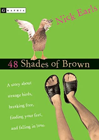 book cover of 48 Shades Of Brown