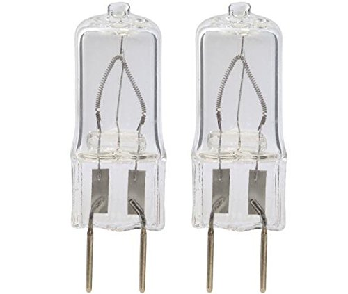 2pack - WB25X10019 20W Halogen Lamp Bulb 20W replacement for GE Microwave (Microwave Bulb Ge)