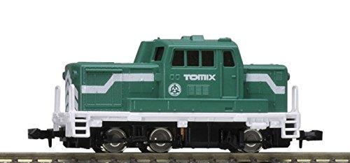 TOMIX Nゲージ Cタイプ 小型機関車 エメラルドグリーン 2027 鉄道模型 ディーゼル機関車   B016NOVEXS