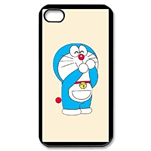 MeieaS TPU ultra soft, ultra-thin mobile phone sets of exquisite and beautiful Doraemon series For iPhone 4,4S Csaes phone Case THQ139469
