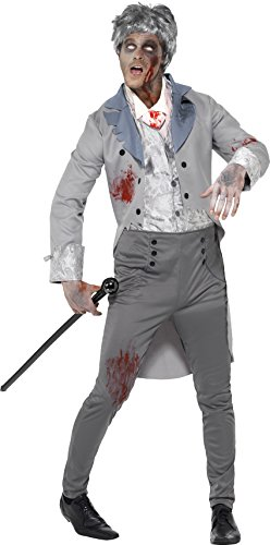 Smiffy's Men's Zombie Gent