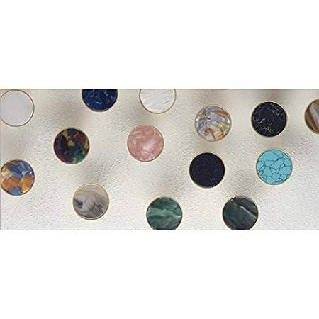 TREESTAR 2PCS Marmor Kupfer Schrankgriff Zinklegierung T/ürgriffe Schrank Schublade Sto/ßgriff Griff f/ür K/üche Badezimmer Schlafzimmer