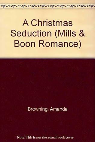 book cover of A Christmas Seduction