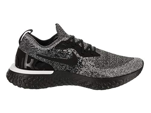 black Scarpe black Donna Flyknit Nike Epic Wmns Nero Running React white 011 qxBzw