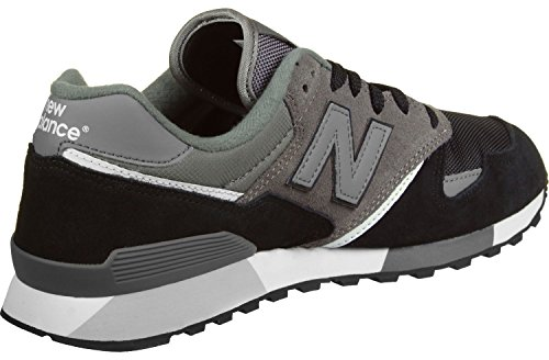 Sneaker New Grigio Uomo Nero Balance U446 v7Wqgp