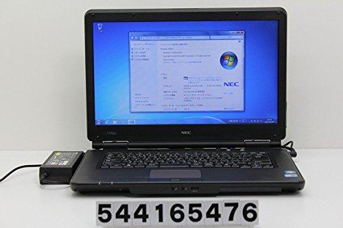 【中古】 NEC PC-VY24GXZCA Core i5 2.4GHz/2GB/160GB/DVD/15.6W/Win7 B01FQSOAVU