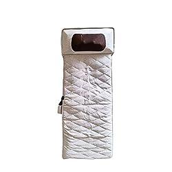 HXXXIN Massage Mattress, Infrared Heating, Neck Waist Back Hip, Multi-Function Home Massage Cushion