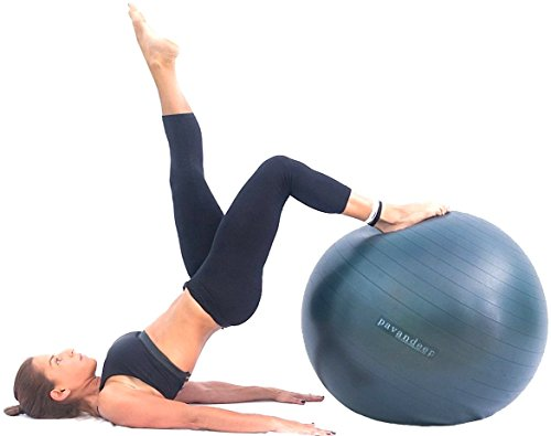 2000lbs Exercise Stability Ball By Pavandeep Anti Burst