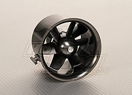 HobbyKing EDF Ducted Fan Unit 6Blade 2 75inch 70mm