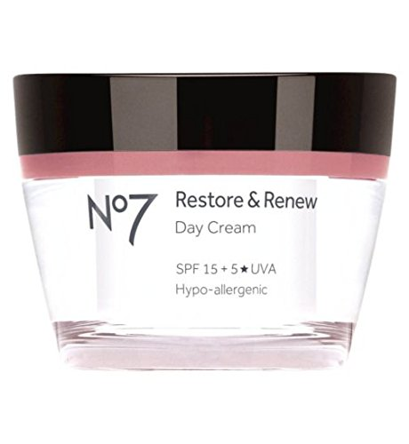 No7 Restore & Renew Day Cream Spf 15 ()