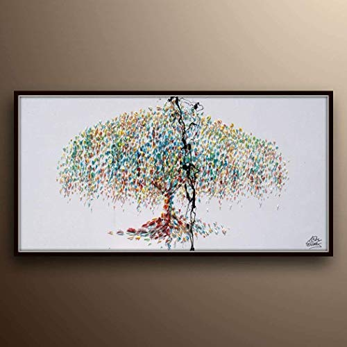 Tree painting 55