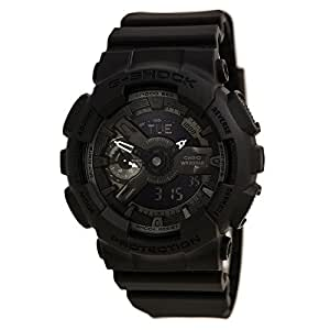 Casio Women GMAS110CM-8A G-Shock Analog-Digital Quartz Grey Watch