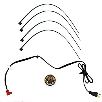 Amazon Com Jeep Grand Cherokee 87 06 Engine Block Heater Mopar