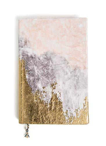 (Printfresh Hardcover Velvet Gratitude Journal, Small (4