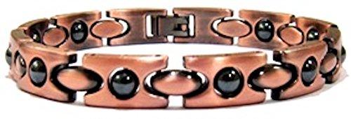 ProExl Copper Magnetic Bracelet Hematite