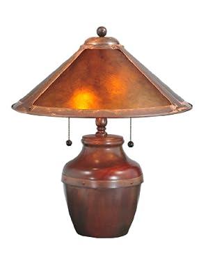 Van Erp Mica Table Lamp