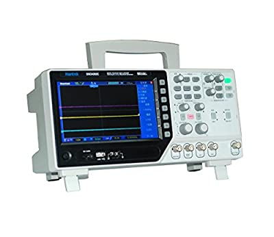 Hantek DSO4202C 2 Channel 200MHz Digital Oscilloscope with 1 Channel Arbitrary/Function Waveform Generator