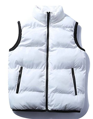 Solid Quilted UK Lightweight Puffer Down Men's Outdoor White today Packable Vest PRAAq