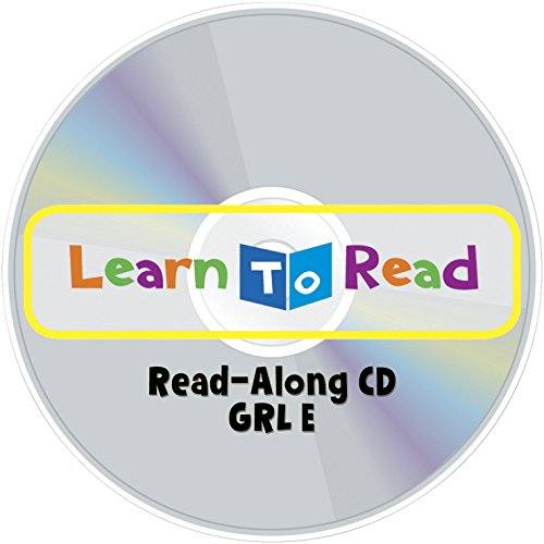 Creative Teaching Press Learn to Read-Along CD, Level E, Books Not Included ()
