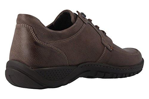 JOSEF SEIBEL - Nolan 13 - Herren Halbschuhe - Braun Schuhe in Übergrößen