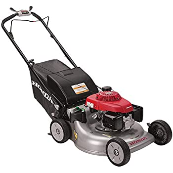 amazon com kobalt 13 amp 21 in corded electric push lawn mower Gas Lawn Mowers honda hrr216k9vka 3 in 1 variable speed self propelled gas mower with auto choke