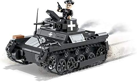 COBI 2534 Panzer I AUSF.A Toys, Grau