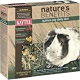 Kaytee Products Nature`s Benefits Guinea Pig Daily Diet 3.25lb Review