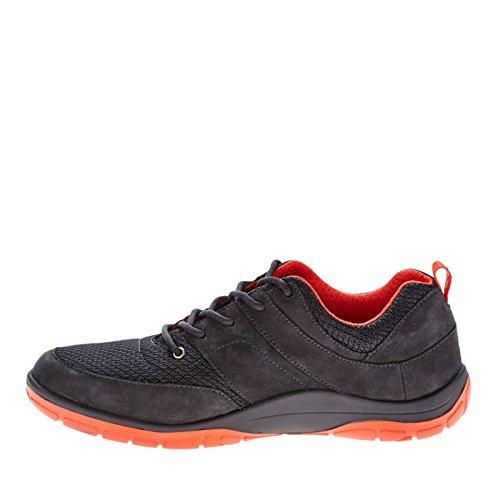 Piel Para Mujer Negro Vuelta Strive Footwear De naranja Zapatillas qRwxSzTt