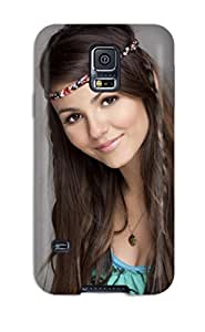 New Arrival Case Specially Design For Galaxy S5 (victoria Justice)