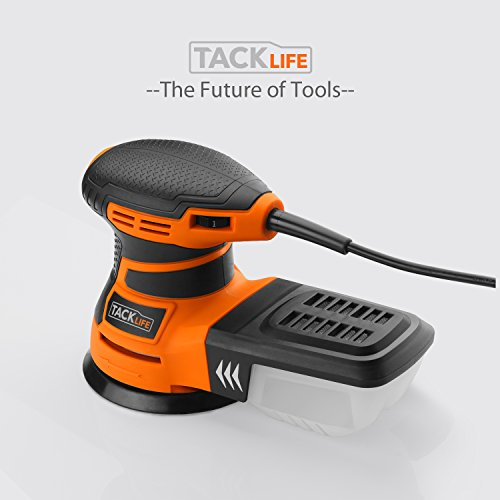 Random-Orbit-Sander-Tacklife-6-Variable-Speed-30A-350W-13000-OPM-Orbital-Sander-with-12-pcs-Sandpaper-and-High-Performance-Dust-Collection-System-Ideal-for-the-DIY-and-Home-Decoration-PRS01A