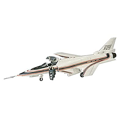 Hasegawa 1/72 X-29 Airplane Model Kit: Toys & Games