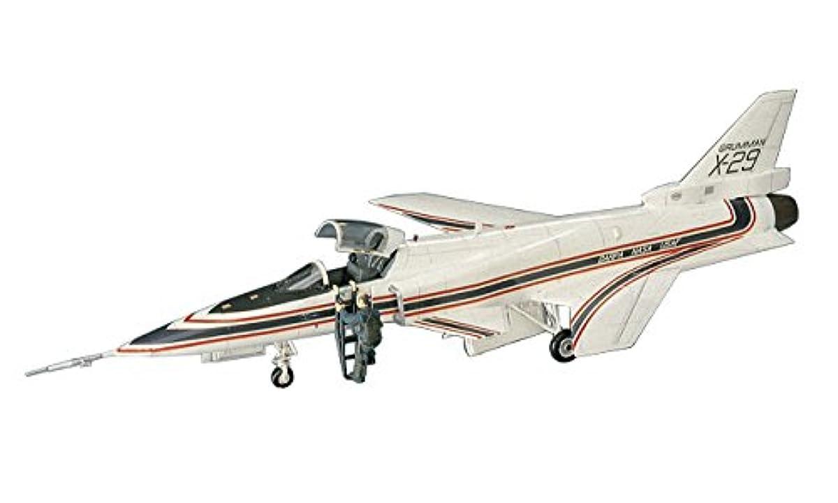 [해외] 하세가와 1/72 미국 공군 X-29A 프라모델  B13