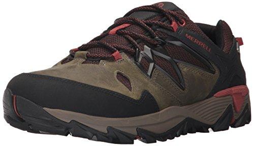 Shoe Out Dark Merrell Olive 2 Men's Blaze Hiking Waterproof All E0q1y0fwg
