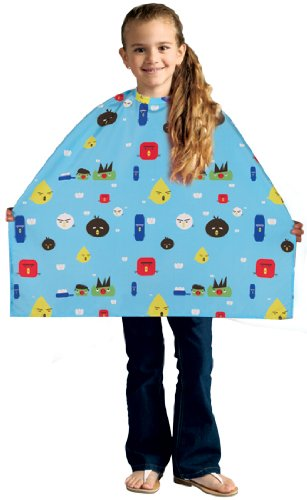 BETTY DAIN Toyland Kid's Styling Cape (Model: BDC271)