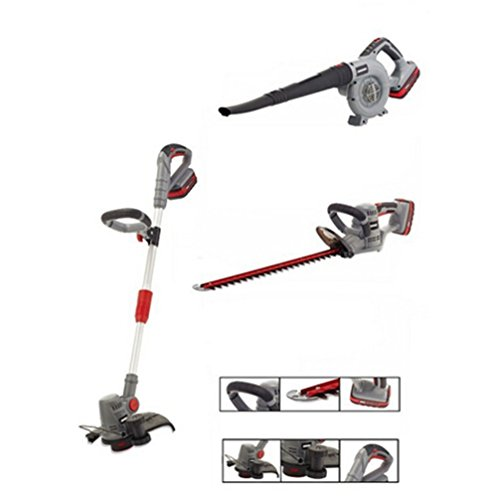 3 in 1 combo kit  20v lithium