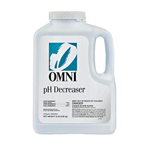 Omni pH Decreaser, 8 lbs