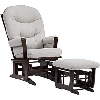 Amazon Com Dutailier Modern 0350 Glider Chair With