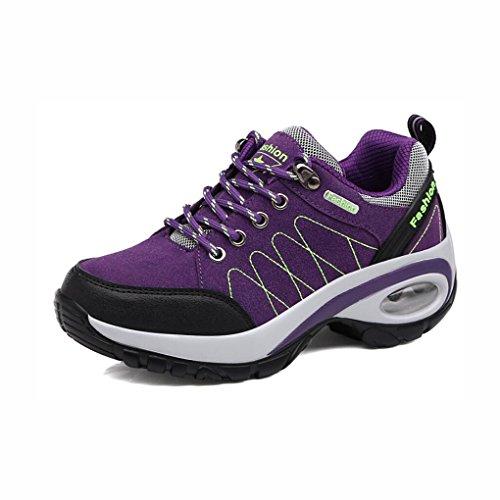 da Scarpe da casuali C resistenti esterno da trekking donna donna da Scarpe sportive Sneakers all'usura passeggio Scarpe da Scarpe impermeabili Scarpe spesse nwpaxq8cFv