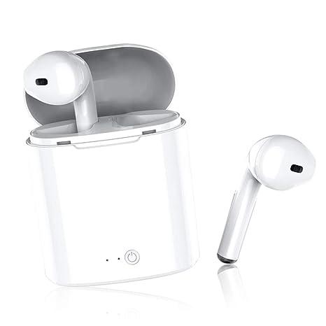 Auricular Bluetooth, Mini Auricular inalámbrico estéreo, Manos Libres, reducción de Ruido, 8