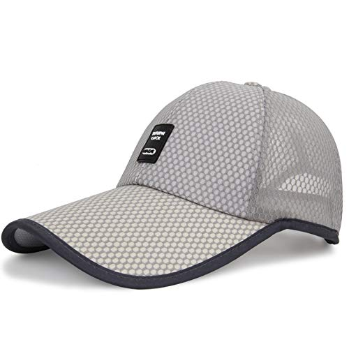 Gorra de Tenis, Gorra de Béisbol Bordada, Color Sólido, Visera ...