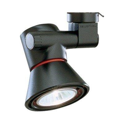 Lightolier Shade - Lightolier 8201BK Lytespan Track System PAR-TECH Low Profile, Black (TWO PART SYSTEM/SHADE NOT INCLUDED)