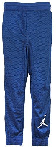 NIKE Jordan Boys Air Mesh Pants - French Blue (Size 6)