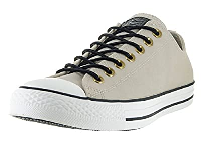 Converse Women's Chuck Taylor All Star Leather/Corduroy Lo