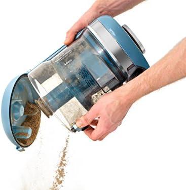Beko Bagless Cylinder Vacuum Cleaner, Blue, 2.8L
