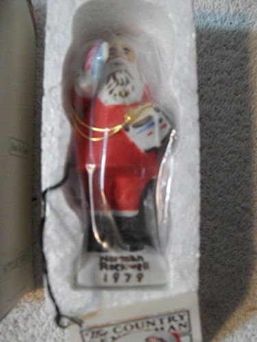 David Grossman NORMAN ROCKWELL-FIGURAL ORNAMENT 1979 Drum For Tommy 68778