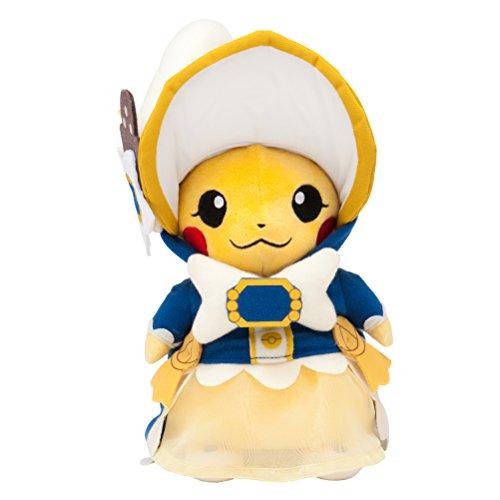(Pokemon Center Original Stuffed Madame Pikachu)